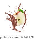 apple cocoa drop 39346170