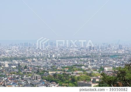 니시 노미야에서 오사카 방면의 거리 풍경 39350082