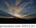 moai, the moai, easter island 39352161