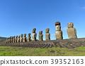 Moai statue 39352163