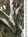 죠 에츠 국경 · 大源太山에서 볼 仙노倉山의 雪渓과 폭포 39355514