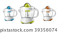 Electric, juicer, squeezer 39356074