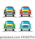 front view car set 39360754