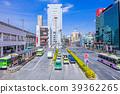 도쿄 키타 구 왕자 역 앞 풍경 39362265