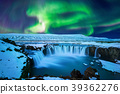 Northern Light, Aurora borealis at Godafoss 39362276