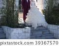 결혼식, 꽃다발, 흰색 39367570
