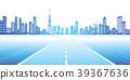 straight path, avenues, path 39367636