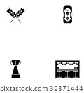 germany icon set 39371444