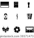 germany icon set 39371473