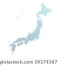 지도, 일본, 재팬 39374367