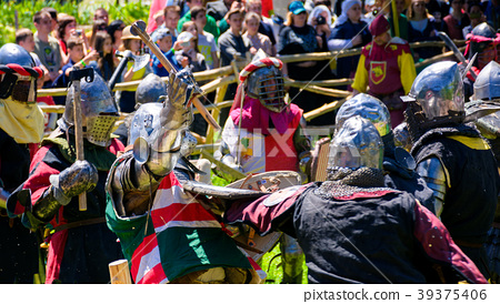 medieval culture festival Silver Tatosh 39375406