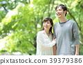 couple, a walk, stroll 39379386