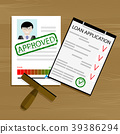 application, approved, loan 39386294