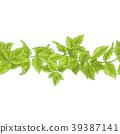 mint, peppermint, leaf 39387141