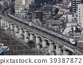 e4 series, bullet train, shinkansen 39387872