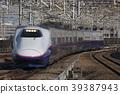 Joetsu Shinkansen E 2 Series 0 Series 39387943
