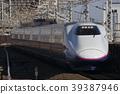 e2 series, bullet train, shinkansen 39387946