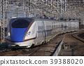 bullet train, shinkansen, hokuriku shinkansen 39388020