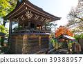 takaosan yakuo-in temple, bell tower, takao mountain 39388957
