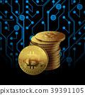 coin bitcoin circuit 39391105