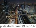 東京大崎站東京,日本大崎站的夜景 39396232