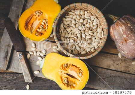 Butternut pumpkins 39397379