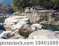 寢覺床 峽谷 山谷 39401099