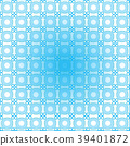 circle pattern blue for a background. 39401872