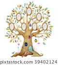 樹木 樹 房屋 39402124
