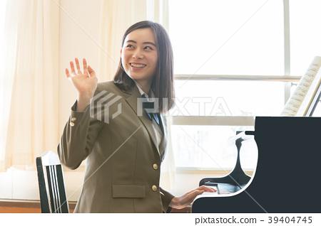 피아노 학생 39404745