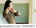 吹長笛的女學生 39404857