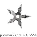Ninja star shuriken 39405556