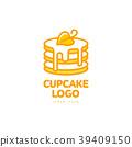 vector cupcake food 39409150
