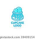 vector cupcake dessert 39409154