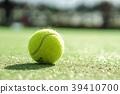 테니스 공 39410700