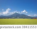 ทุ่งดอกไม้โซบะสีขาวและภูเขาฮิยามะเหมือนพรมขาวเปิดฤดูใบไม้ร่วงในอินะวะชิโระ 39411553