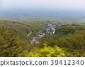 신록, 봄, 온천 마을 39412340