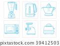appliance, art, kitchen 39412503