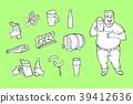 vector, beer, cartoon 39412636