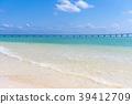 미야코 섬, 미야코지마, 해변 39412709