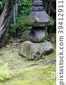 moss, bryophyte, garden lantern 39412911