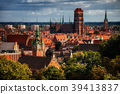 gdansk, poland, old 39413837
