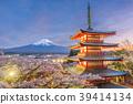 Japan in Spring Season 39414134
