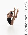 female, aerobics, ballerina 39415451