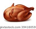 鸡 鸡肉 胆小鬼 39416059