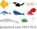 สัตว์ทะเล 39417012
