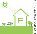 Illustration environmentally friendly 39421293