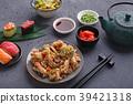 Japanese style food, restaurant serving 39421318
