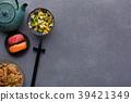 Japanese style food, restaurant serving 39421349
