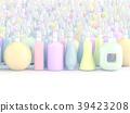 bottle pastel color 39423208